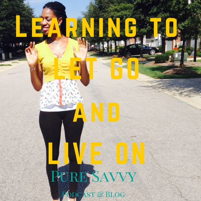 {Podcast} Learning to Let Go and Live On