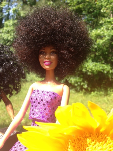 Afro Doll